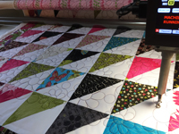 Daisy Quilting Pattern